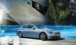 2014 BMW Series 5  ปรับลุคให้โดนเน้นเครื่องดีเซล