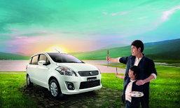 All New Suzuki Ertiga รถอเนกประสงค์ของคนรักครอบครัว