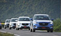 ทดสอบ Mazda CX-5 เบนซิน SkyActiv-G 2.5 ลิตรและ 2.0 ลิตร