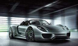 Porsche เตรียมคลอด '988' ซุปเปอร์คาร์ใหม่ ใช้เครื่องยนต์วางกลาง