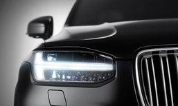 Volvo ปล่อยภาพล่าสุด 'XC90' เจเนอเรชั่นใหม่