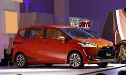 2016 Toyota Sienta ใหม่ เปิดตัวอย่างเป็นทางการแล้วที่อินโดนีเซีย