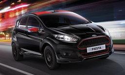 2016 Ford Fiesta Black Limited ปรับลุคสปอร์ตยิ่งขึ้น รองรับ E85 เคาะราคา 7.19 แสนบาท