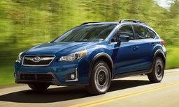 ราคารถใหม่ Subaru ในตลาดรถยนต์เดือนมีนาคม 2559