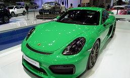 รถใหม่ Porsche ในงาน Motor Show 2016