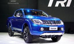 รถใหม่ Mitsubishi ในงาน Motor Show 2016