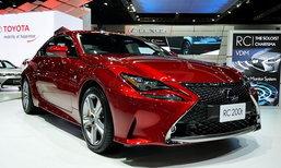 รถใหม่ Lexus ในงาน Motor Show 2016