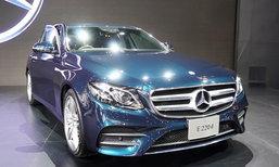 Mercedes-Benz E220d โมเดลเชนจ์ใหม่ เปิดตัวแล้วที่งานมอเตอร์โชว์ 2016 เคาะเริ่ม 3.99 ล้าน