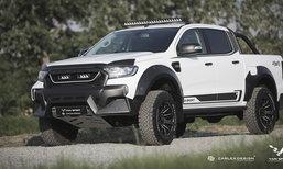 2016 Ford Ranger พร้อมชุดแต่ง M-Sport สวยดุไม่ใช่เล่น