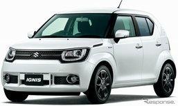 Suzuki Ignis ใหม่ เตรียมเปิดตัวที่ปารีสมอเตอร์โชว์ 2016