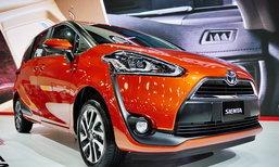 All-new Toyota Sienta ใหม่ เผยโฉมที่งานบิ๊กมอเตอร์เซล 2016