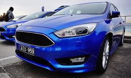 รีวิว Ford Focus 1.5 EcoBoost ใหม่ ซิ่งไกลถึงออสเตรเลีย