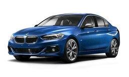 BMW ซีรี่ย์ 1 ซีดาน เตรียมเปิดตัวที่จีนปลายปีนี้