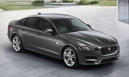 2016 Jaguar XF โฉมใหม่เตรียมเปิดตัวอย่างเป็นทางการสิงหาคมนี้