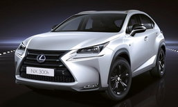 Lexus NX Sport ใหม่ เตรียมวางขายจริงเดือนตุลาคมนี้