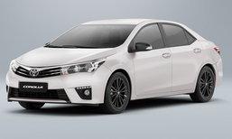 Toyota Corolla Dynamic รุ่นพิเศษเคาะ 1.02 ล้านบาทที่บราซิล