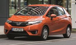 Honda Jazz ใหม่ อาจได้เครื่องยนต์ 1.0 ลิตรเทอร์โบ