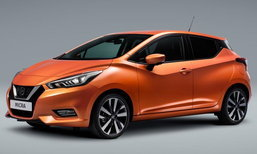Nissan March/Micra 2017 เคาะราคา 5.32 แสนบาทที่อังกฤษ