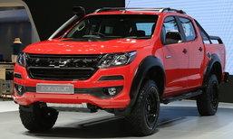 รถใหม่ Chevrolet ในงาน Motor Expo 2016
