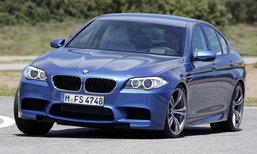 BMW M5 F10 เตรียมหยุดผลิตแล้ว อาจเป็นรุ่นสุดท้ายที่มีเกียร์ธรรมดา