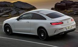 Mercedes-Benz E-Class Coupe 2017 ใหม่ เตรียมเปิดตัวที่งานมอเตอร์โชว์