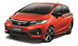 อ็อพชั่นใหม่ Honda Jazz 2017 ไมเนอร์เชนจ์มีอะไรเพิ่มบ้าง?