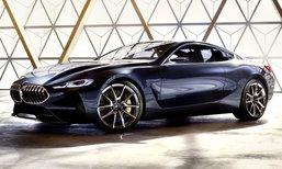 BMW 8-Series ใหม่ เผยโฉมแล้วก่อนเปิดตัวอย่างเป็นทางการ