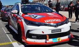 Toyota Altis ESport 2017 ลุยแข่งรายการ 24 ชั่วโมงนูร์เบอร์กริงต่อเนื่องเป็นปีที่ 4 ที่เยอรมนี