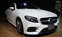 ราคารถใหม่ Mercedes Benz ในตลาดรถประจำเดือนเมษายน 2560