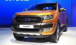 ราคารถใหม่ Ford ในตลาดรถยนต์ประจำเดือนเมษายน 2560