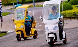 H SEM Motor รถไฟฟ้าและสามล้อฟู้ดทรัคของไทย ชูจุดเด่นด้านบริการหลังการขาย