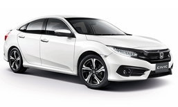 ราคารถใหม่ Honda ในตลาดรถยนต์ประจำเดือนมิถุนายน 2560