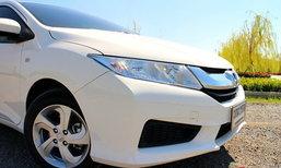 รีวิว Honda City CNG กว้างขวาง นั่งสบาย ประหยัดสะใจ 100 โล 60 บาท