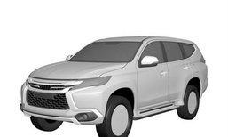หลุดแบบจำลอง Mitsubishi Pajero Sport โฉมใหม่ เผยให้เห็นดีไซน์ภายนอกชัดเจน