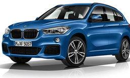 BMW X1 ใหม่ เผยชุดแต่ง M Sport ดุดันยิ่งขึ้น