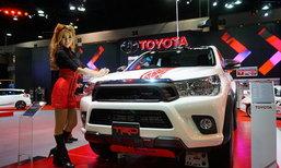 ยลโฉม Toyota Revo TRD Sport Off-road Concept แต่งหล่อเตรียมลุยออฟโรด