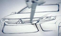 ทีเซอร์ใหม่ Mitsubishi Pajero Sport ก่อนเปิดตัว 1 ส.ค.นี้