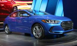 Hyundai Elantra 2016 โฉมใหม่เปิดตัวอย่างเป็นทางการแล้ว