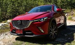 รีวิว Mazda CX-3 ใหม่ ครอสโอเวอร์ขับสนุก คุ้มค่าน่าโดน