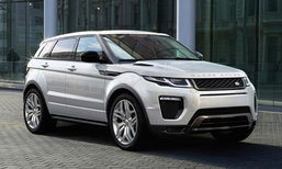 Range Rover Evoque 2016 ใหม่ เปิดตัวที่งาน Motor Expo 2015 เคาะเริ่ม 3.999 ล้านบาท