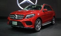 Mercedes-Benz ลุยเอสยูวีส่ง 'GLE-Class' และ 'G-Class' ขุมพลังดีเซลใหม่ที่งาน Motor Expo 2015