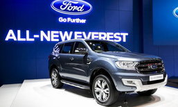 The Next Move  Ford Everest 2016