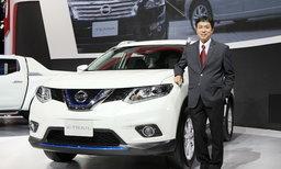 'Nissan X-Trail Hybrid' ใหม่ ยอดจำหน่ายพุ่งทะลุ 2,000 คันแล้ว