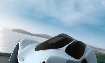 Audi Avatar รถพลังงานไฟฟ้า