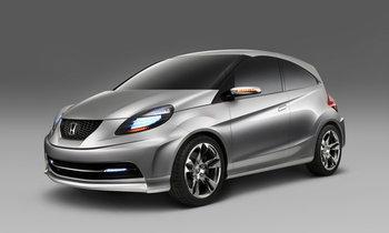 ชมว่าที่ Eco car honda Brio เตรียมเปิดตัวปลายปีนี้ที่อินเดีย
