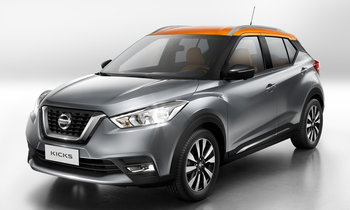 Nissan Kicks ครอสโอเวอร์รุ่นใหม่เอาใจตลาดเอสยูวีเล็ก