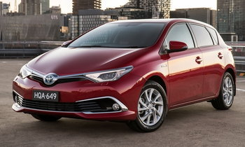 Toyota Corolla Hybrid ใหม่ วิ่งไกลทะลุ 1,000 กม.ด้วยน้ำมันถังเดียว