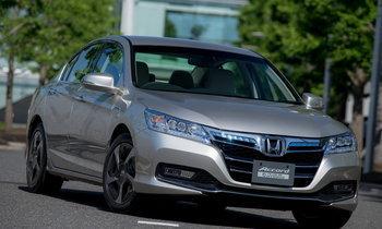 Honda ยุติการผลิต Accord PHV ปลั๊กอินไฮบริด หลังมียอดขายในญี่ปุ่นเพียง 238 คัน