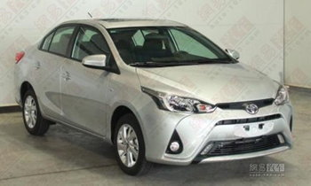 หลุด Toyota Yaris L Sedan เวอร์ชั่นจีนใหม่ ปรับหน้าคล้ายยาริสโฉมไทย