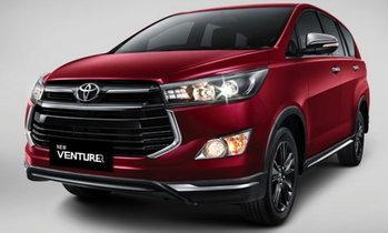 Toyota Venturer ใหม่ จับ Innova แต่งโหดลุยตลาดอินโด เริ่ม 1.024 ล้านบาท